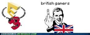 British gamers react to E3