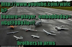 http://www.youtube.com/watch?feature=player_embedded&v=nGgEFOD8Jlo#!  brothers in arms