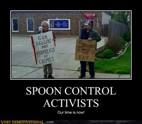 SPOON CONTROL ACTIVISTS