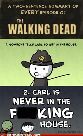 "Every Episode of ""The Walking Dead"