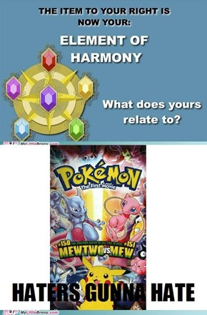 element of pokemon