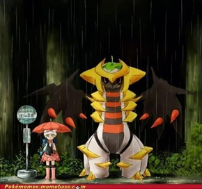 My Neighbor Giratina