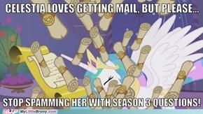 She'll Need A Bigger Inbox