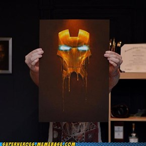 Iron Man Alchemy