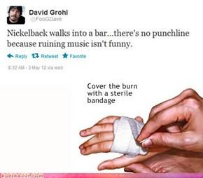 Sick Burn, Dave!