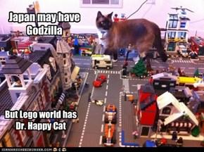 Kitty godzilla