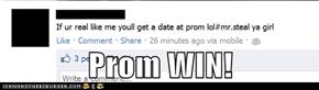 Prom WIN!