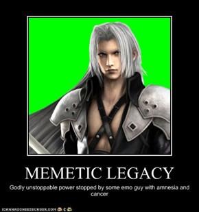 MEMETIC LEGACY