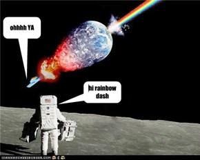hi rainbow dash