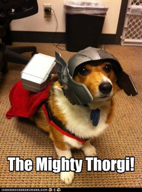 The Mighty Thorgi!
