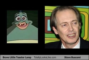 Brave Little Toaster Lamp Totally Looks Like Steve Buscemi