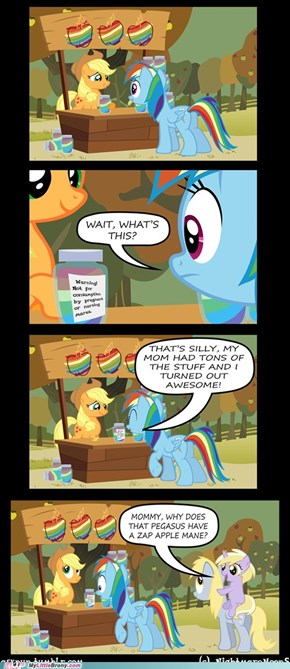 And thats how equestria was made