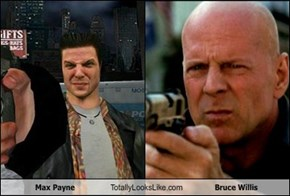 Max Payne Totally Looks Like Bruce Willis