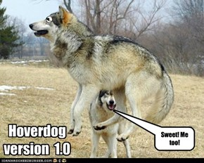 Hoverdog  version  1.0
