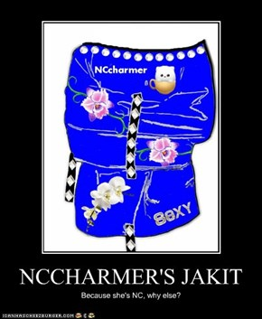 NCCHARMER'S JAKIT
