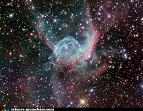Known as Thor's Helmet