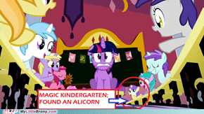 Which Princess's Alicorn Philly is this!?