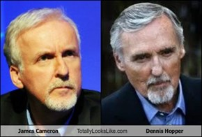 James Cameron Totally Looks Like Dennis Hopper