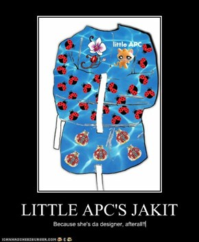 LITTLE APC'S JAKIT