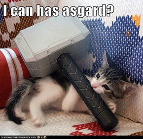 I can has asgard?