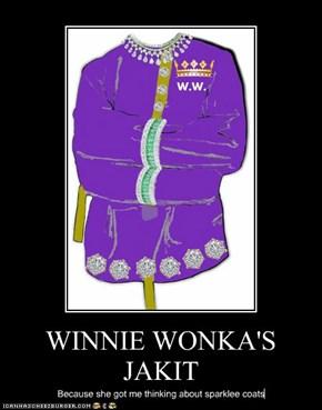WINNIE WONKA'S JAKIT
