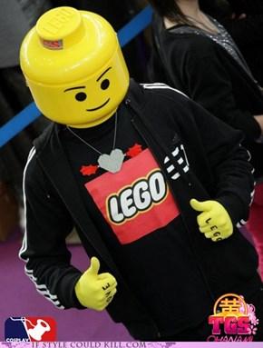 Brick The Stage