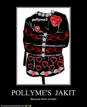 POLLYME'S  JAKIT