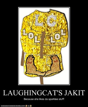LAUGHINGCAT'S JAKIT