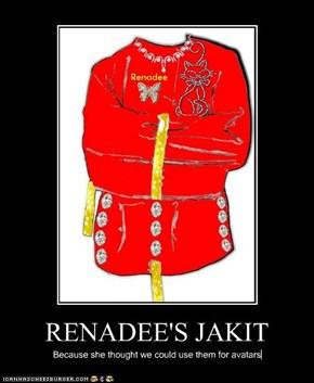 RENADEE'S JAKIT