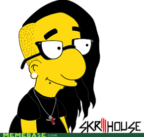 My name is Skrillhouse