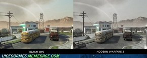 If Nuketown Was in Modern Warfare 3