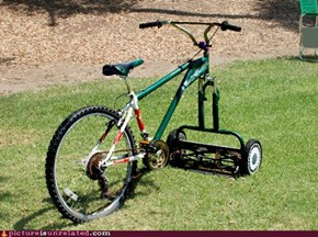 The Ultimate Lawnmower