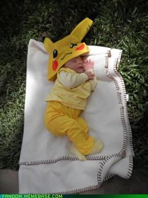 Lemme Get a Pikachu, Cutey Pie