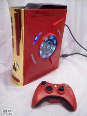 Xbox Case Mod WIN