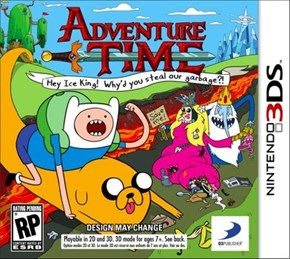Adventure Time: The Video Game of the Day