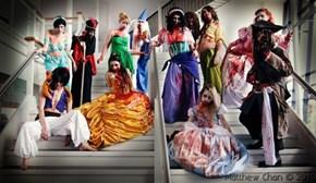 Zombified Princesses