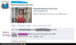 Trouble With Richard Simmons