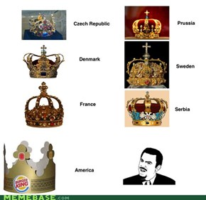 Crowns Of the World