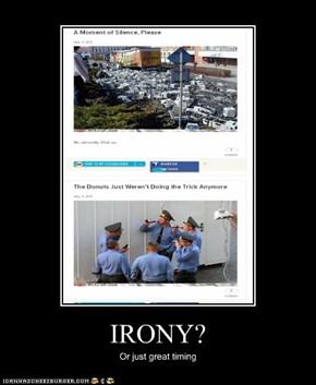 IRONY?