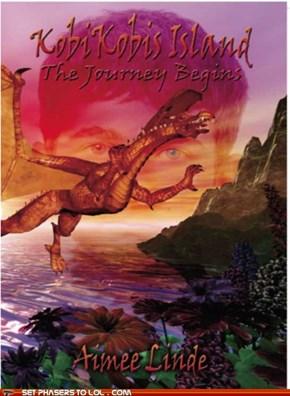 WTF Sci-Fi Book Covers: Kobi Kobis Island