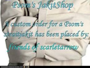 Psom's JakitShop Custom Order