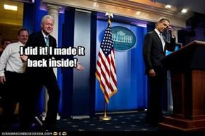 Clinton/Obama 2012