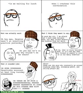 High School Hypocrites