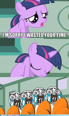 You Could Never Waste My Time, Twilight