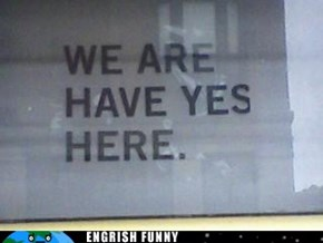 Correct Perhaps!