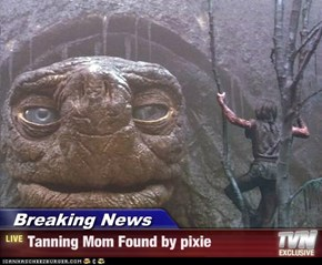 Breaking News - Tanning Mom Found by pixie