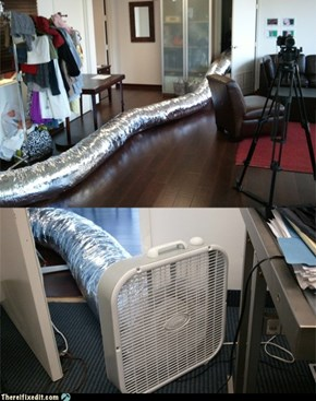 Extensive Cooling