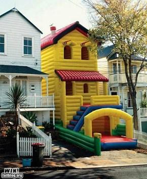 Bounce House WIN