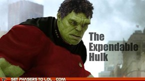 The Expendable Hulk