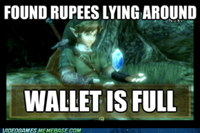 First Hyrule Problems